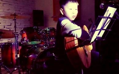 珠海零基礎學吉他專業一對一培訓