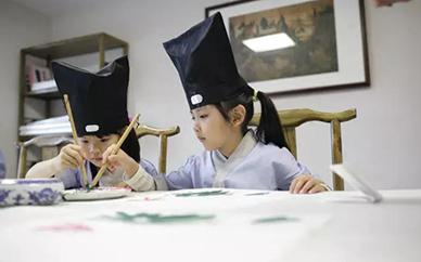 杭州大雅書院國畫課程