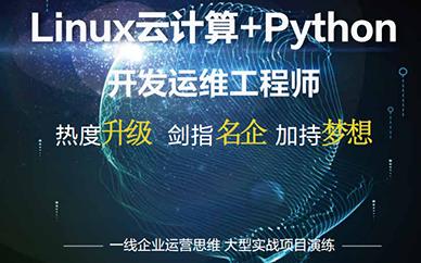 Linux云計算+Python開發運營工程師
