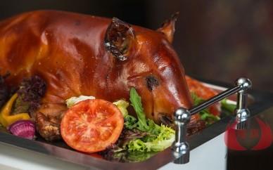烤乳猪培训
