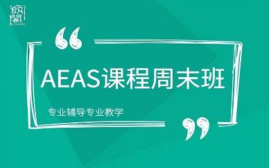 AEAS课程周末班