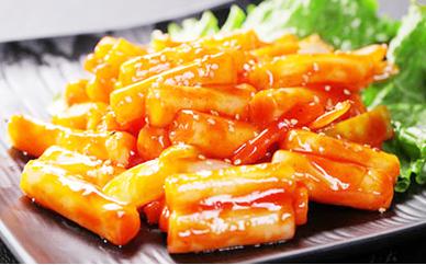 韩国炒年糕培训