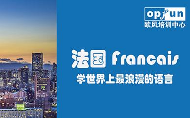 杭州欧风法语课程培训班