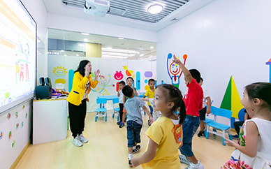 南昌現代教育少兒英語口語培訓班