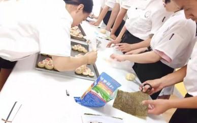 聊城臨清專業教學蛋糕西點培訓學習學校