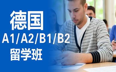 成都德语留学培训班(A1A2/B1B2)