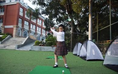 深圳青少年高尔夫培训