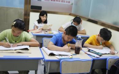 犀牛陂一年級數學培訓課程翰溢教育一對一