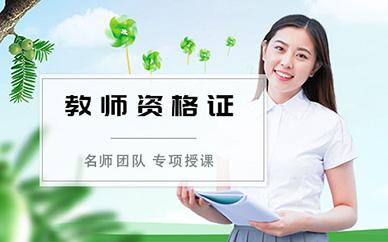 陕西臻学教育教师资格证培训课程