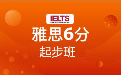 深圳新航道雅思起步班(争6分)
