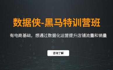 深圳美迪電商黑馬特訓營(數據俠)