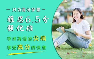 蘇州新通教育雅思6.5分強化班