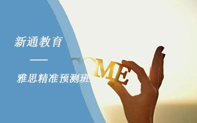 廣州新通教育雅思精準預測班