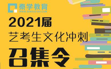 西安秦学教育艺术生全日制文化课冲刺辅导