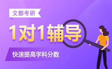 天津文都考研专业课一对一培训课程