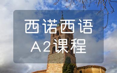 杭州西诺西班牙语A2培训课程