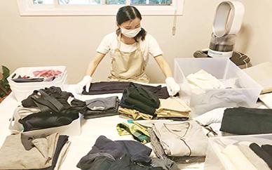 廣州依佳族收納師培訓