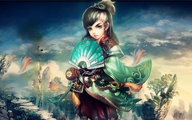 杭州梦达游戏原画培训课程