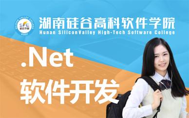 湖南硅谷.Net软件开发培训课程