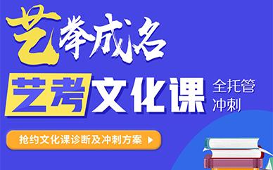 北京金博教育藝考文化課培訓班