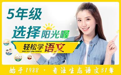 广州阳光喔五年级语文培训班