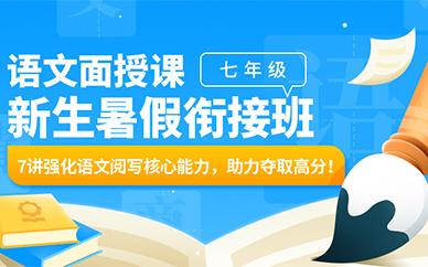深圳心田花开七年级语文课外补习培训班