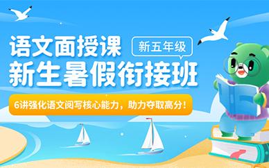 成都心田花开五年级语文补习培训班