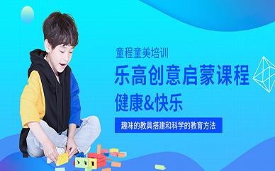 上海童程童美乐高创意启蒙课程