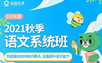 深圳心田花开三年级语文补习培训班