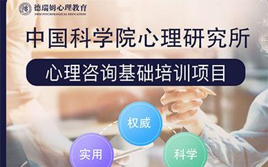 深圳德瑞姆心理咨询师培训班