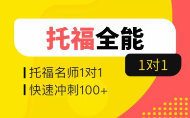 天津翻译专修学院托福全能1对1培训班