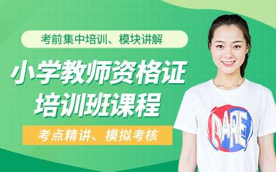 上海上元教育教师资格证培训