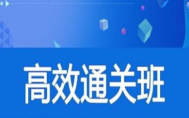 北京财科税务师高效通关班培训课程