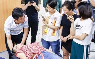 广州龙脊康耳石症复位疗法培训班