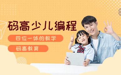 北京码高少儿编程培训课程