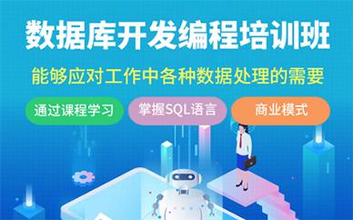 深圳北大青鸟数据库开发编程培训班