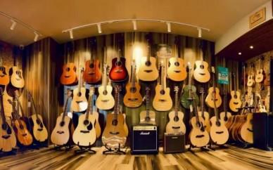 品牌乐器一站购-珠海买乐器-卖线上价的实体店